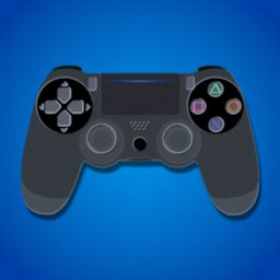 PSPad: Mobile PS5/ PS4 Dualshock Gamepad icon