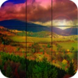 Image of Puzzle - Great mountains