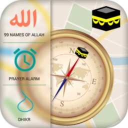 Image of Qibla Compass & Prayer Times