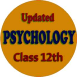 Image of Psychology Class 12 CBSE/RBSE Mobile App
