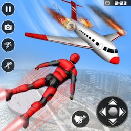 Image of Real Speed Robot Hero Rescue Games