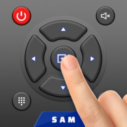 Image of Remote control for Samsung TV