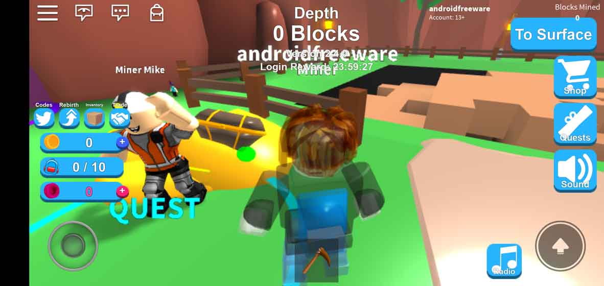 Personal Servers Roblox 1 0 Apk Download Android Simulation Games Roblox Apk
