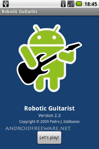 Robotic Guitarist Free