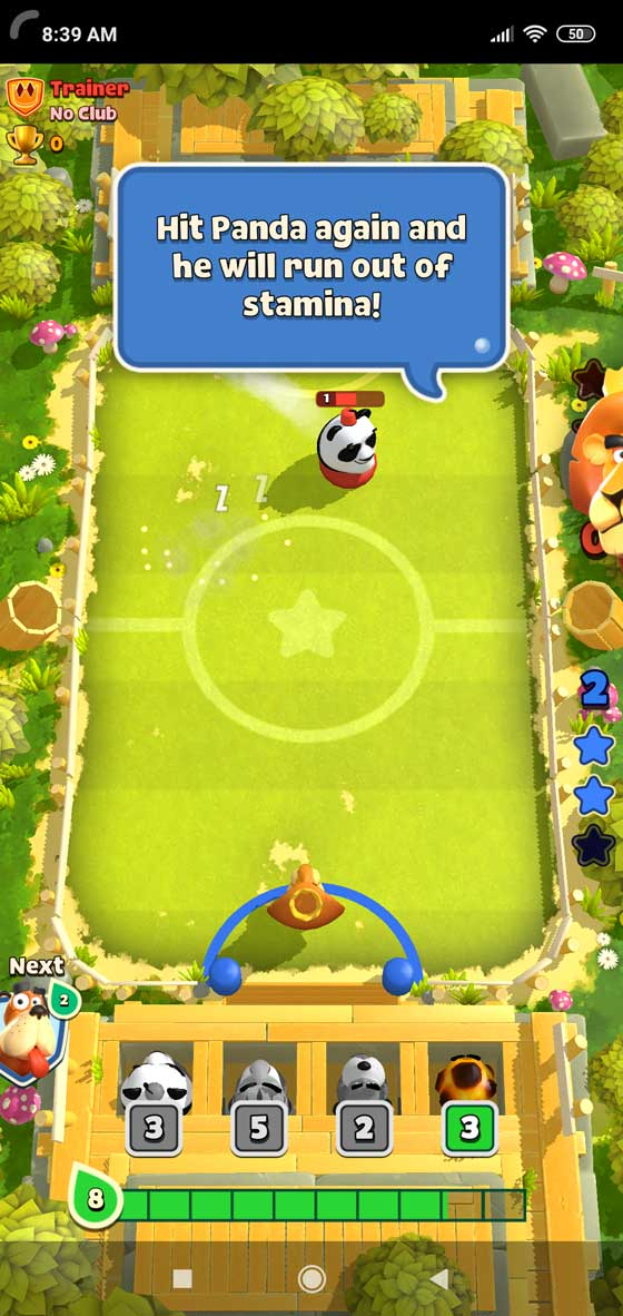 Rumble Stars screenshot 2