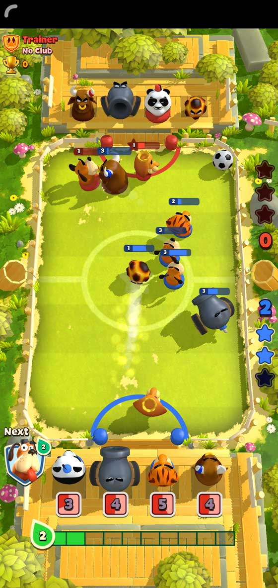 Rumble Stars screenshot 6