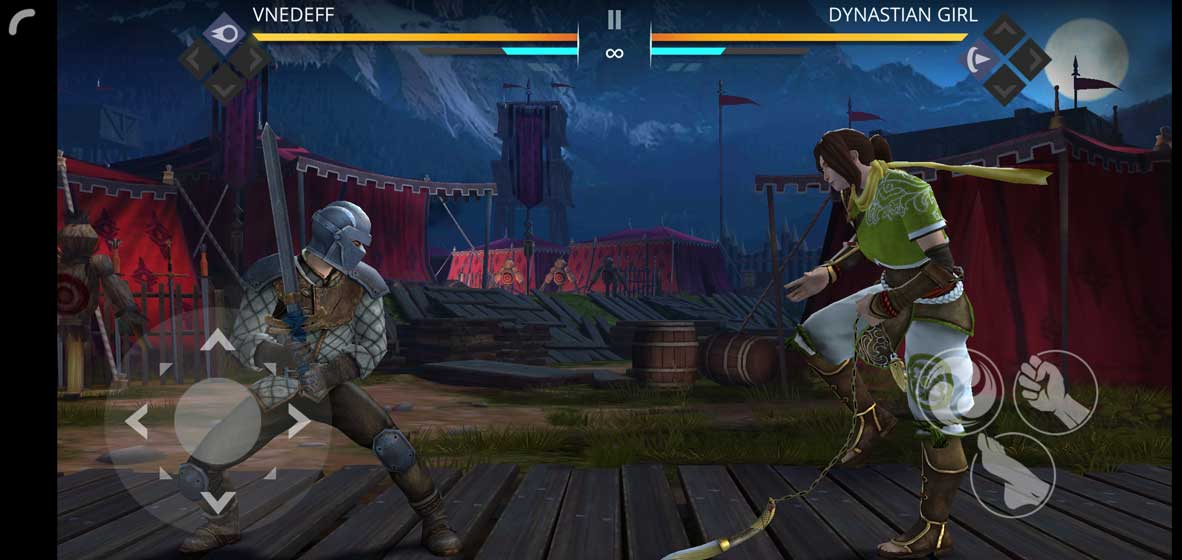 Shadow Fight 3 screenshot 4