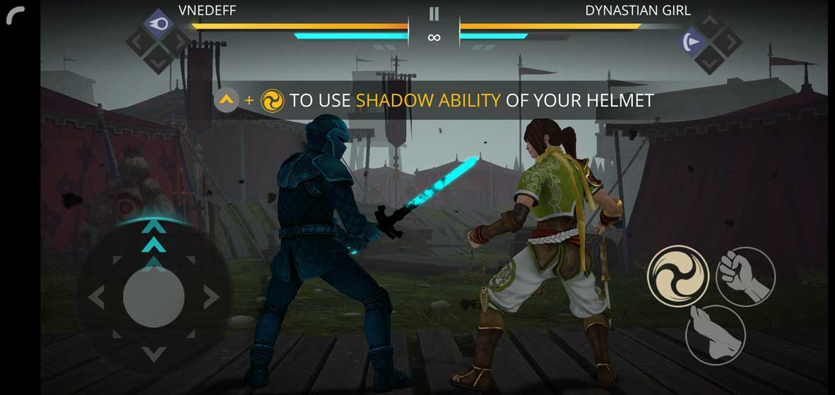 Shadow Fight 3 screenshot 5