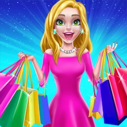 Image of Shopping Mall Girl