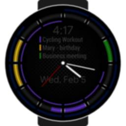 Image of Calendar Analog for Samsung Watch