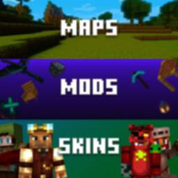 Image of Skins, Mods, Maps for Minecraft PE