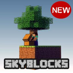 Image of SkyBlock for Minecraft PE
