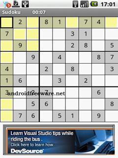 Sudoku For Android - фото 4