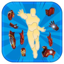Image of Super Heroes Puzzles