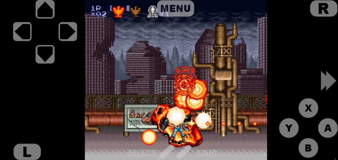 SuperRetro16 screenshot 3
