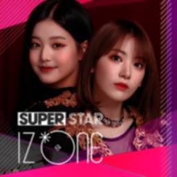 Image of SUPERSTAR IZ*ONE