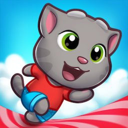 Image of Talking Tom Candy Run