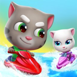 Image of Talking Tom Jetski 2