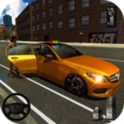 Image of Taxi Driving Games