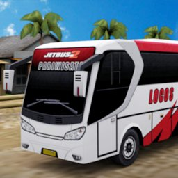 Image of Telolet Bus Driving 3D