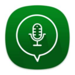 Image of Text Audio for WhatsApp
