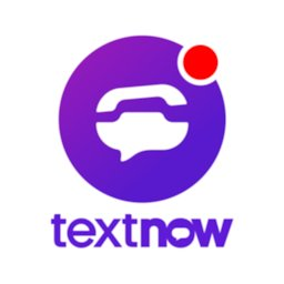 Image of TextNow - Free US Phone Number