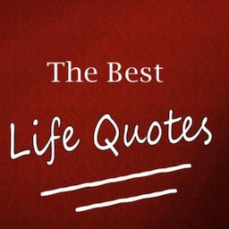 Image of The Best Life Quotes