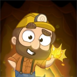 The Lucky Miner