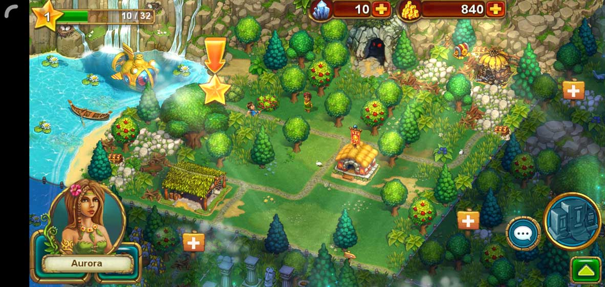 The Tribez screenshot 1