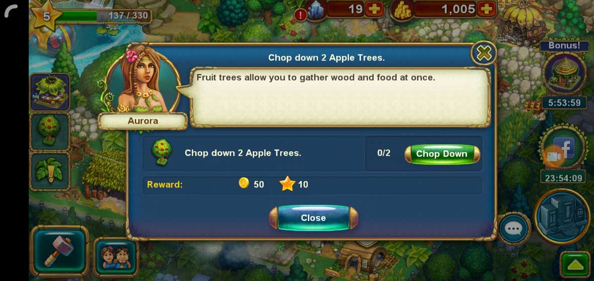 The Tribez screenshot 2