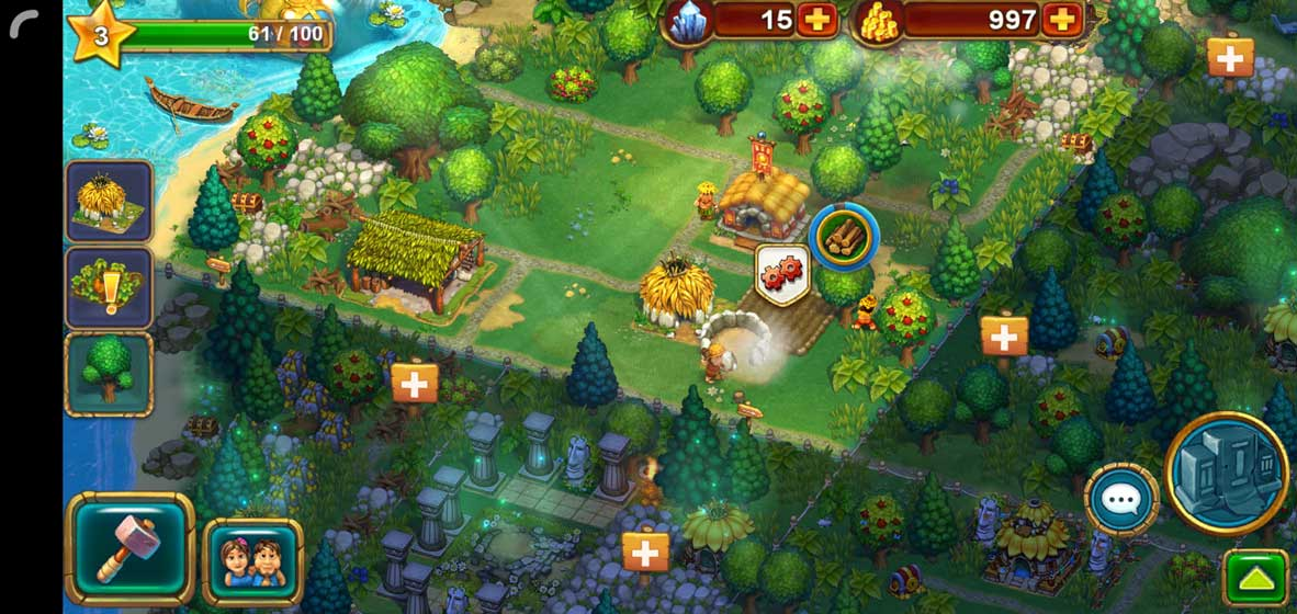 The Tribez screenshot 5