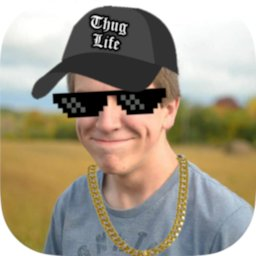 Image of Thug Life Stickers