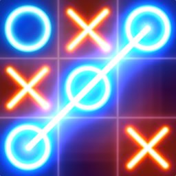 Image of Tic Tac Toe glow