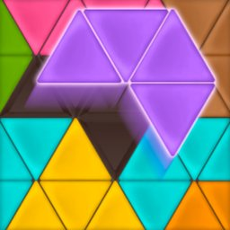 Image of Triangle Tangram