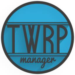 Image of TWRP Manager  (ROOT)