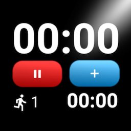 Image of Stopwatch & Lap Timer