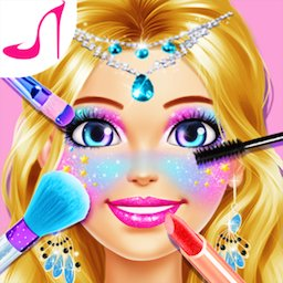 Image of Unicorn Makeup Dress Up Artist