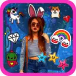 Image of Cute Stickers for Photos