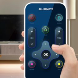 Image of Universal remote tv