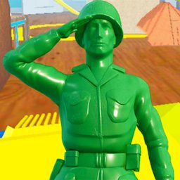 Image of Army Men Toy Squad Survival War Shooting