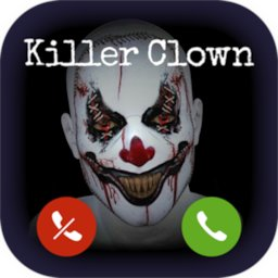 Image of Video Call from Killer Clown