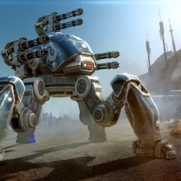 Image of War Robots. 6v6 Tactical Multiplayer Battles