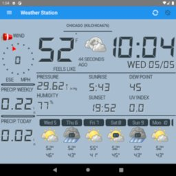 Image of Weather Station