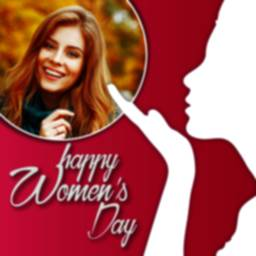 Image of Women Day Photo Frame