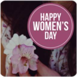 Image of Women's Day Greeting Cards