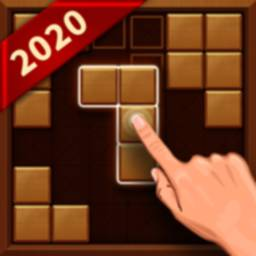 Image of Wood Block Puzzle 2020