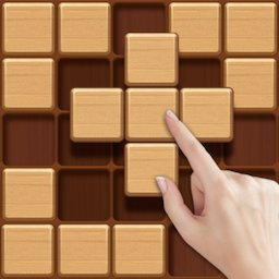 Image of Wood Block Sudoku Game -Classic Free Brain Puzzle