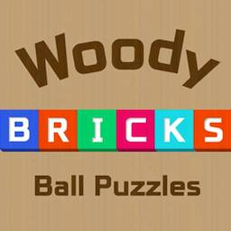 Image of Woody Bricks and Ball Puzzles
