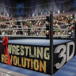 Image of Wrestling Revolution 3D