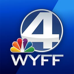 Image of WYFF News 4 and weather